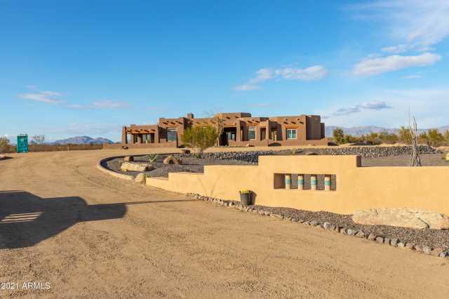 Photo of 22275 W EL GRANDE Trail, Wickenburg, AZ 85390