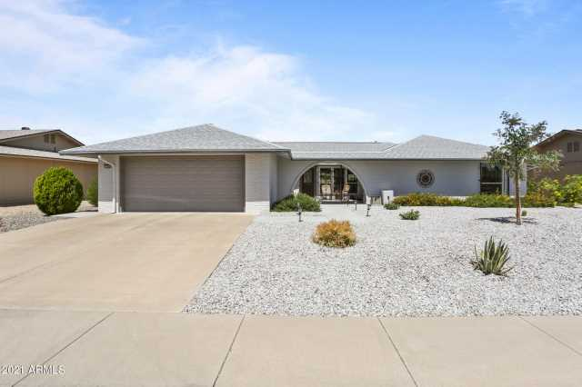 Photo of 12906 W BEECHWOOD Drive, Sun City West, AZ 85375