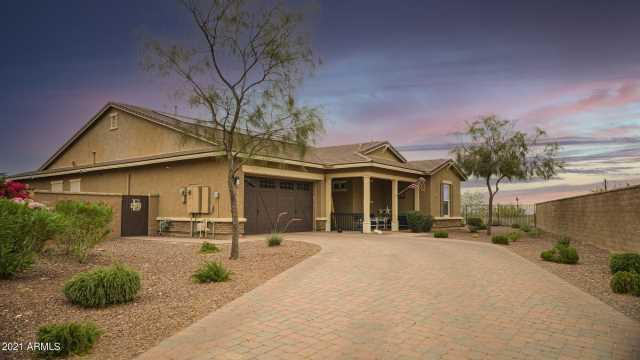 Photo of 20368 W EDGEMONT Avenue, Buckeye, AZ 85396