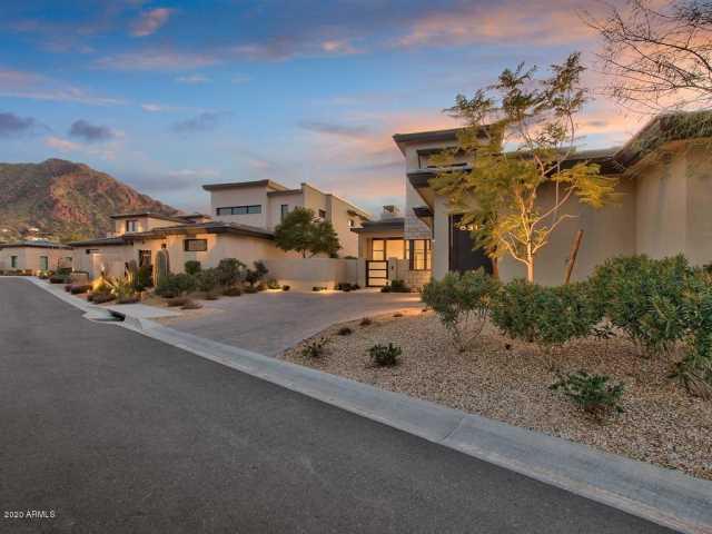 Photo of 6312 N LOST DUTCHMAN Drive, Paradise Valley, AZ 85253