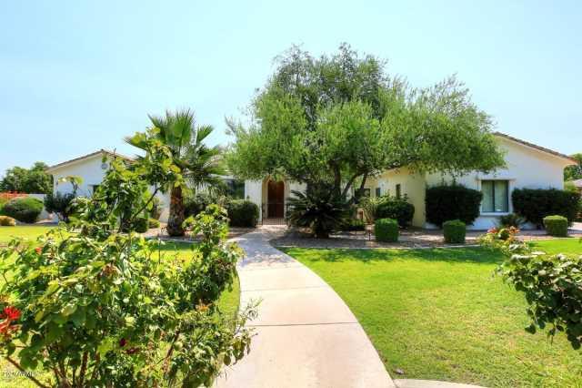 Photo of 11987 N 63RD Place, Scottsdale, AZ 85254