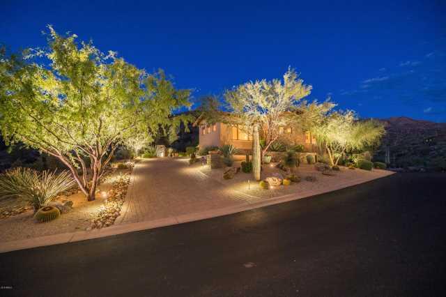 Photo of 9898 E REFLECTING MOUNTAIN Way, Scottsdale, AZ 85262
