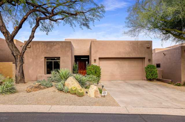 Photo of 10858 E HEDGEHOG Place, Scottsdale, AZ 85262