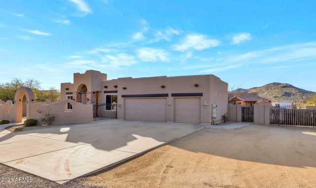 Photo of 3013 W JORDON Lane, Phoenix, AZ 85086