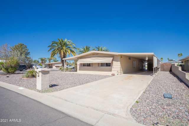 Photo of 9101 E COUNTRY CLUB Drive, Chandler, AZ 85248