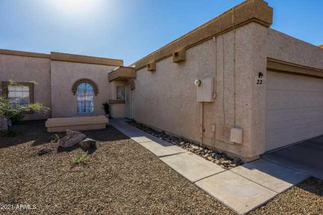 Photo of 1930 S WESTWOOD -- #22, Mesa, AZ 85210