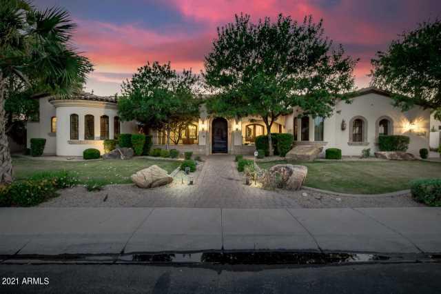 Photo of 5962 S GOLD LEAF Drive, Chandler, AZ 85249