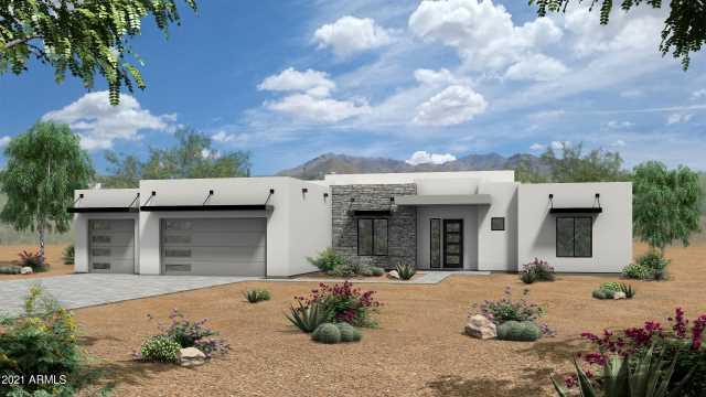 Photo of Xx32 N 154 Street #Lot 4, Scottsdale, AZ 85262