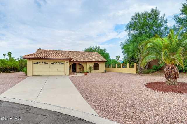 Photo of 15204 N PEACHTREE Lane, Fountain Hills, AZ 85268