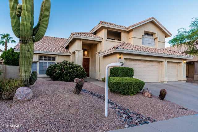 Photo of 1644 E GLENHAVEN Drive, Phoenix, AZ 85048