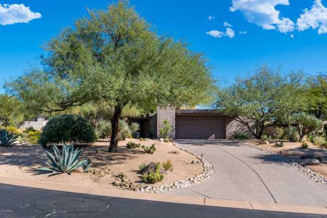 Photo of 10687 E FERNWOOD Lane, Scottsdale, AZ 85262