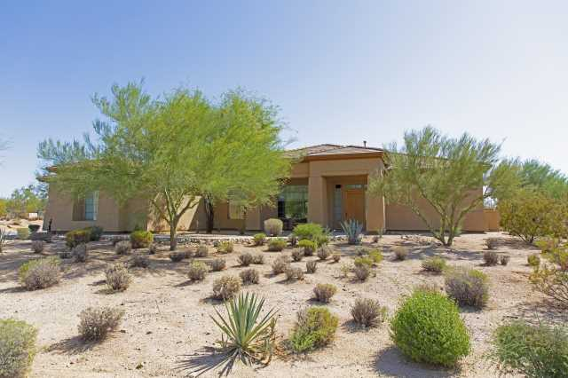Photo of 5755 OLD PAINT Trail, Carefree, AZ 85377
