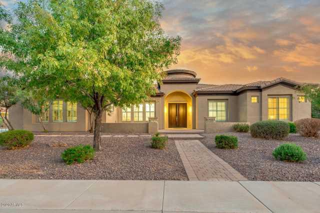 Photo of 2705 E BARTLETT Place, Chandler, AZ 85249