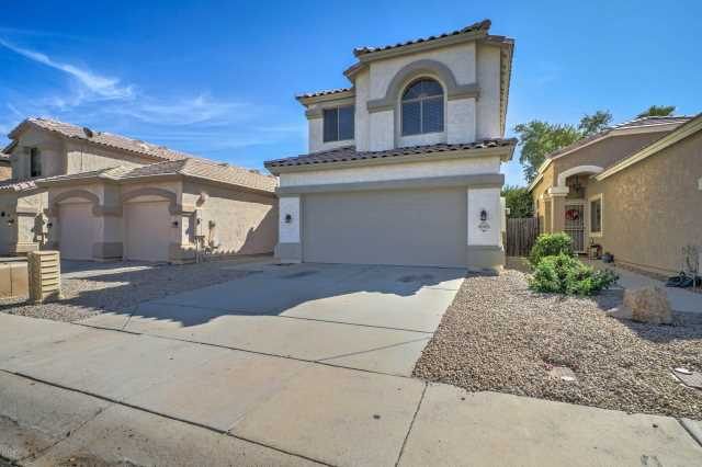 Photo of 8385 W SALTER Drive, Peoria, AZ 85382
