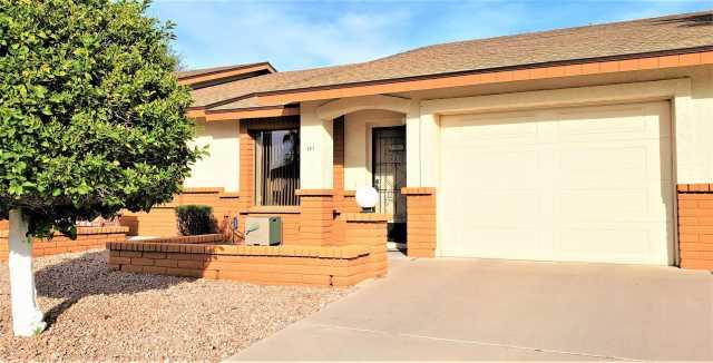 Photo of 2105 S ZINNIA -- #461, Mesa, AZ 85209