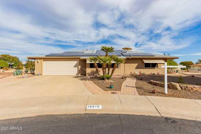 Photo of 18815 N ZINNIA Court, Sun City West, AZ 85375