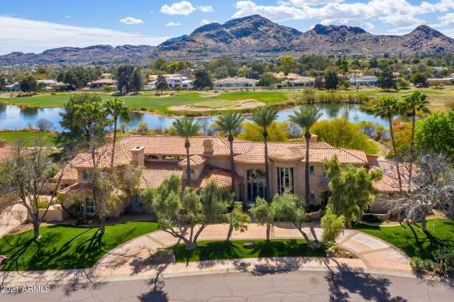 Photo of 6011 E HORSESHOE Road, Paradise Valley, AZ 85253