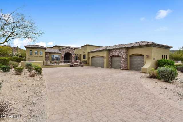 Photo of 3217 N PIEDRA Circle, Mesa, AZ 85207