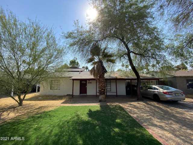 Photo of 1021 S BUTTE Avenue, Tempe, AZ 85281