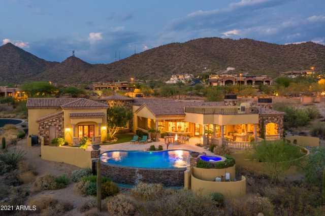 Photo of 8361 E ECHO CANYON Circle, Mesa, AZ 85207