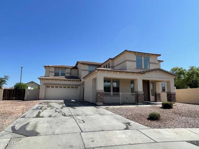 Photo of 3436 E Casa Mader Drive, Gilbert, AZ 85298