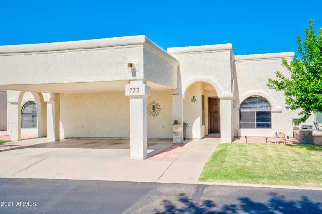 Photo of 733 S 79TH Way, Mesa, AZ 85208
