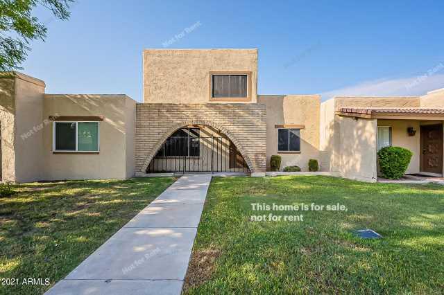 Photo of 2126 E VILLA Court, Tempe, AZ 85282