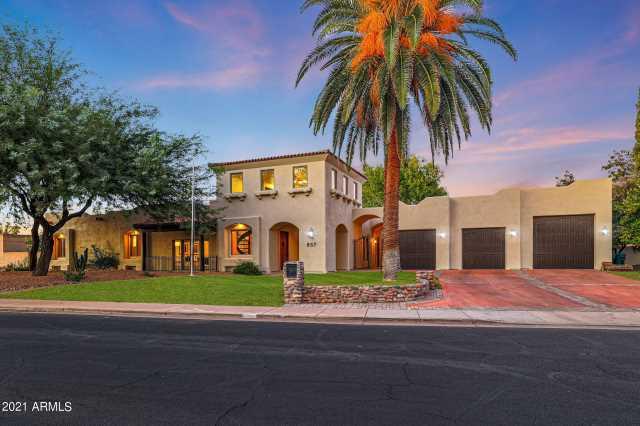Photo of 857 N BARKLEY --, Mesa, AZ 85203
