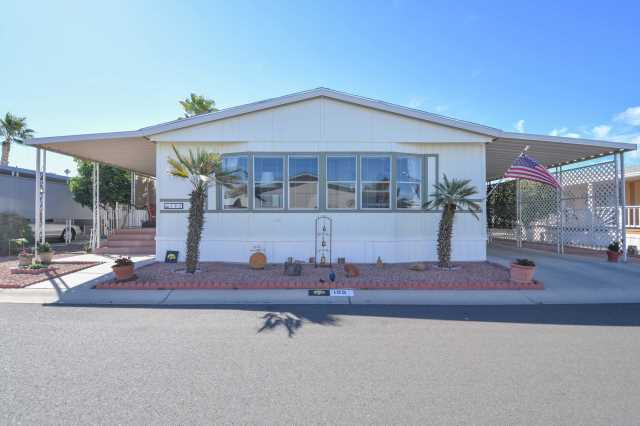 Photo of 450 W SUNWEST Drive #195, Casa Grande, AZ 85122