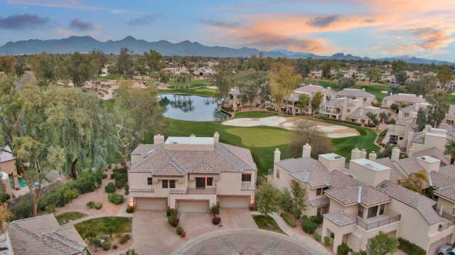 Photo of 7272 E GAINEY RANCH Road #59, Scottsdale, AZ 85258