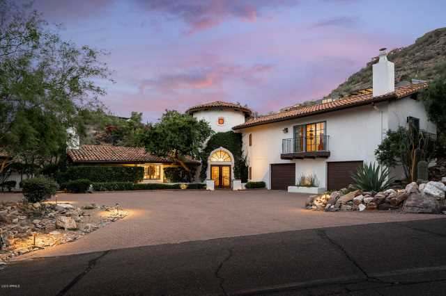 Photo of 7348 N RED LEDGE Drive, Paradise Valley, AZ 85253