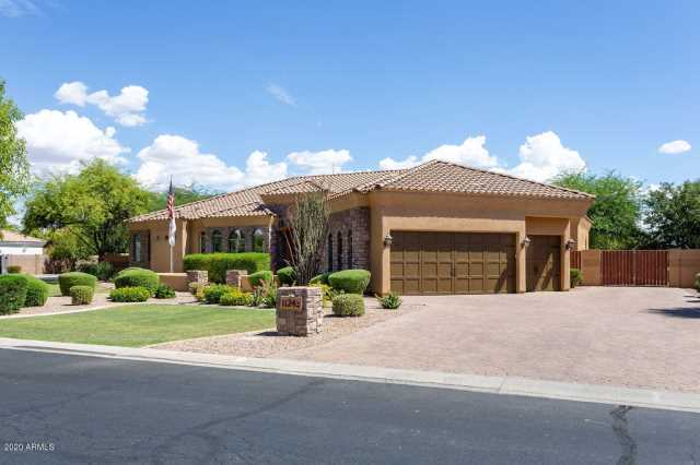 Photo of 11243 E ELMHURST Drive, Chandler, AZ 85249