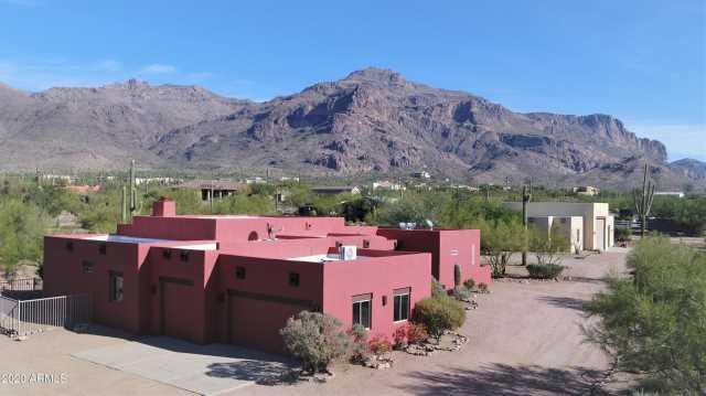 Photo of 10263 E CLOUDVIEW Avenue, Gold Canyon, AZ 85118