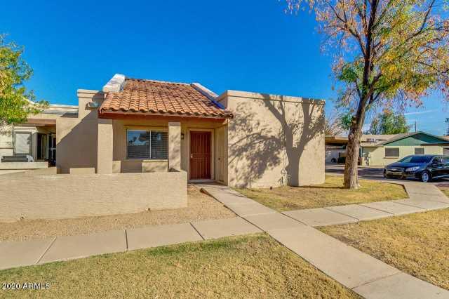Photo of 875 S NEBRASKA Street #35, Chandler, AZ 85225
