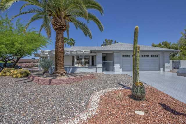Photo of 21415 N 123RD Drive, Sun City West, AZ 85375