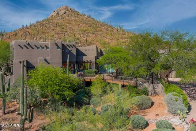 Photo of 11468 E BLACK ROCK Road, Scottsdale, AZ 85255