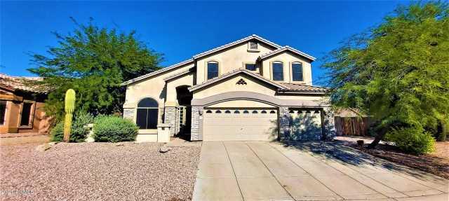 Photo of 3741 N LADERA Circle, Mesa, AZ 85207