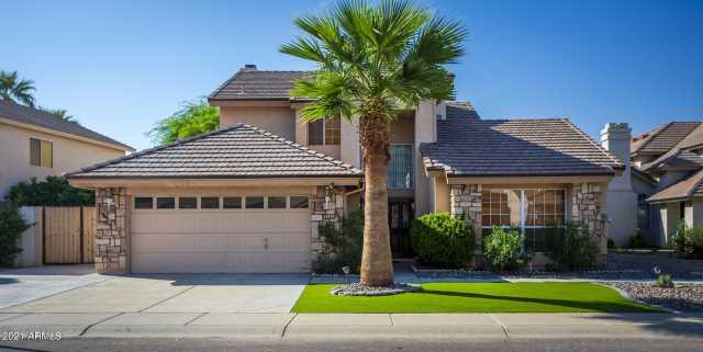 Photo of 11015 W LAURELWOOD Lane, Avondale, AZ 85392