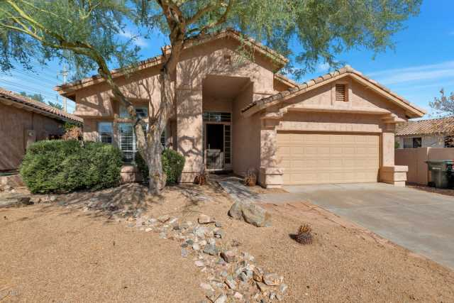 Photo of 2412 E SILVERWOOD Drive, Phoenix, AZ 85048