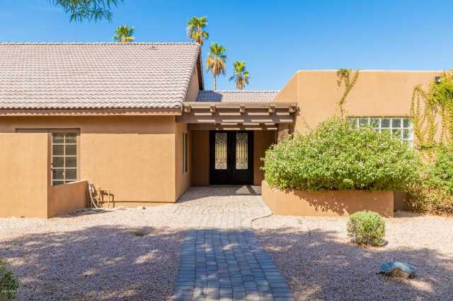 Photo of 6532 E MAVERICK Road, Paradise Valley, AZ 85253