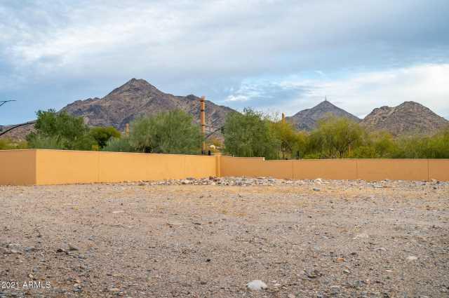 Photo of 9986 E TOMS THUMB --, Scottsdale, AZ 85255