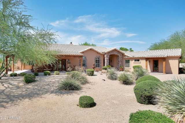 Photo of 6430 W PINNACLE PEAK Road, Glendale, AZ 85310