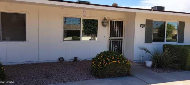 Photo of 10522 W COGGINS Drive, Sun City, AZ 85351