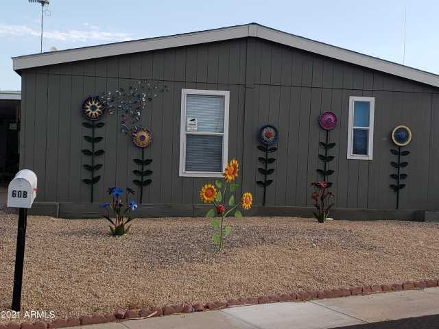 Photo of 10201 N 99TH Avenue #60B, Peoria, AZ 85345