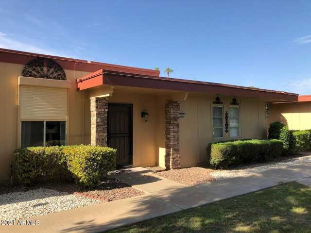 Photo of 13041 N 99TH Drive, Sun City, AZ 85351