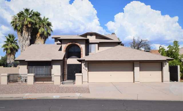 Photo of 623 N BANNING Street, Mesa, AZ 85205
