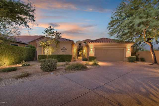 Photo of 9851 E PIEDRA Drive, Scottsdale, AZ 85255