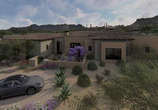 Photo of 11699 E QUARTZ ROCK Road, Scottsdale, AZ 85255
