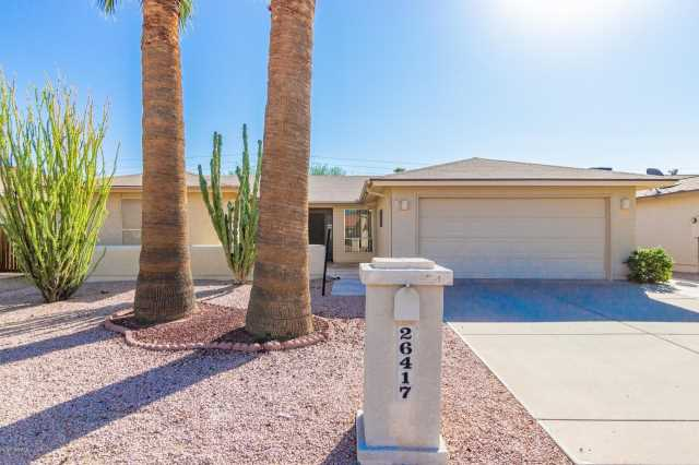 Photo of 26417 S SADDLETREE Drive, Sun Lakes, AZ 85248
