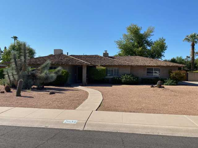 Photo of 2059 E MANHATTON Drive, Tempe, AZ 85282